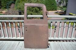 57-60 Ford Panel Truck Right Rear Door Nos With Rust 58 59 F100 F-100 Tr Trk Rh