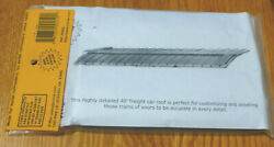 Central Valley Ho 1002 40' Round Freight Car Roof 187th Plastic Parts