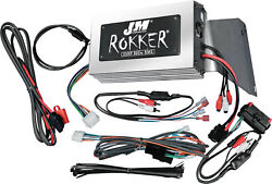 J And M Rokker Xxrp 4 Channel Amp Jamp-800hr06-rcp