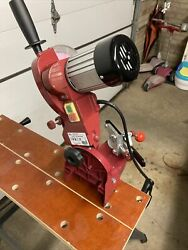 Northern Industrial Tools Electric Chain Sharpener Chainsaw With 2 Stihl Chains