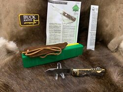 1996 Vintage 959 Jagdmesser Knife With Nice Stag Handles And Pouch A1