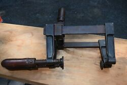 Unusual Vintage Antique 3 Way Woodworking Clamps Made In Germany
