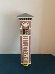 Titletown Brewing Company Beer Tap Handle Green Bay Wisconsin Packers