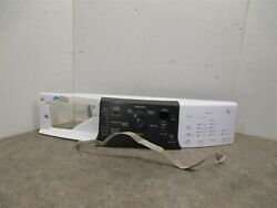 Kenmore Washer Control Panel And Board Scratched Part 8182243 8182995