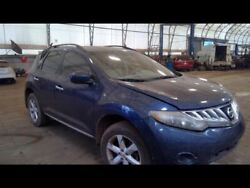 Automatic Transmission Cvt 2wd Fwd Fits 09-14 Murano 4299800