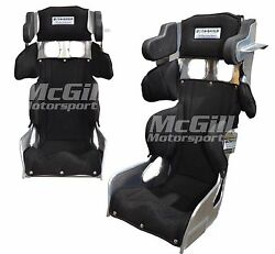 Ultra Shield Small Adult Vs Halo Race Bucket Seat + Black Cover Size 12 13 14