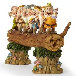 Garden Ornaments Seven Dwarf Trees Gnome Decorate The Garden For Indoor Outdoor