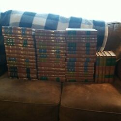 Britannica 1952 Great Books Of The Western World Complete Set 1-54