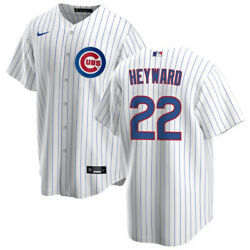 Chicago Cubs Jason Heyward 22 Nike Menand039s Official Mlb Player Jersey