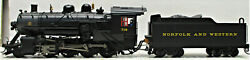 Bachmann 51318 Baldwin 2-8-0 Consolidation Loco Norfolk And Western Ho Scale