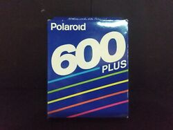 Polaroid 600 Plus Instant Color Film 1 Pack Of 10 Pictures Expired New Sealed