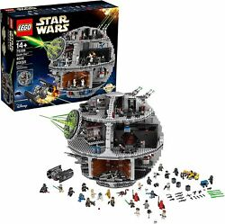 Lego Star Wars Death 75159 Space Station Building Kit With Wars...