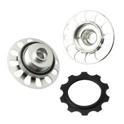 2pcs Tensioner Wheel Chain Roller Corrosion Resistant Slider Guide For Brompton