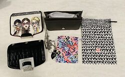 Nwt Brighton Ginger Snappy Minibag Flap Pewter Strap Msrp 175 W/2 Snappy Flaps