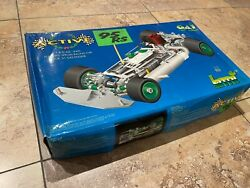 Vintage 1/8 Scale The Bmt Active 95rs 4wd R/c Racing Car Kit