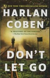 Dont Let Go Exp By Coben Harlan Book The Fast Free Shipping