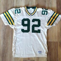 Rare Vintage Starter Pro Line Authentic Reggie White Green Bay Packers Jersey