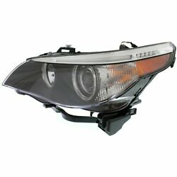 Hid Headlight For 2004-2007 Bmw 530i Left
