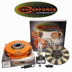 Centerforce Dual Friction Clutch Kit For 1966-1972 Chevrolet Caprice 5.3l Ip