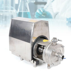 New Upgrade Emulsion Pump High Shear Emulsifying Pump Stainless Steel 2900rpm Us