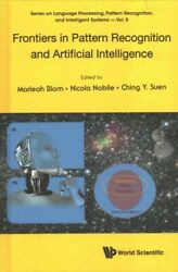 Frontiers In Pattern Recognition And Artificial Intelligence Hardcover By Bl...