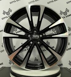 4 Alloy Wheels 5x112 Compatible S And T Mens 8jx18 New Offer Mak