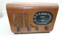 Antique Howard Radio 225 Multiband With Tubes, Transformers And The Whole Radio