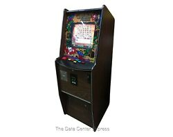 Captain Cannon Game By Astro - Cga 25 Liner Complete Video Game Machine