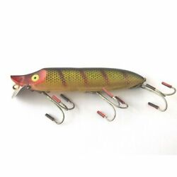 Fishing Lure Old Heddon Vamp Spook 11cm/20g Rare Vintage Made In Usa Used _imgmn