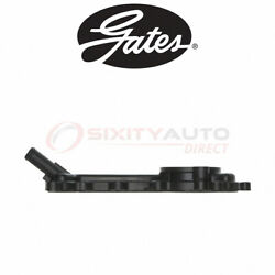 Gates Coolant Water Outlet For 2014-2017 Jeep Cherokee 3.2l V6 - Antifreeze Rv
