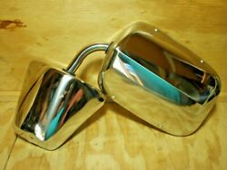 1973 1975 1977 1979 1981 1983 Chevy Gmc Pickup Truck Van Side View Mirrors Nors