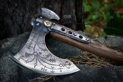 God Of War Kratos Handmade Forged Axe Collectible Axe From The Videogame