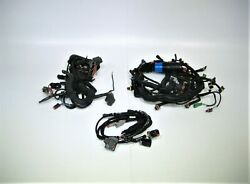 Omc 587163 Qty 3 Evinrude Johnson Outboard Engine Oem Wire Harnesses For Parts