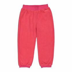 Cmp Fleece Trousers Jogging Child Pant Red Breathable Warming Fast Drying