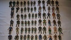 Huge Mixed Action Figure Lot Army Builder