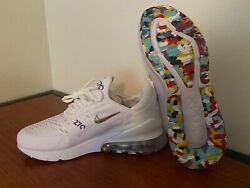 Womenand039s Nike Air Max 270 White Multicolor Shoes Athleisure