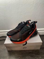 New Nike Air Max 270 Bred | Ah8050-026 | Menand039s Size 10.5