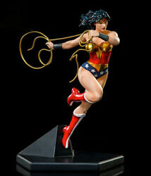 Iron Studios 1/10 Dc Comics Wonder Woman Limited Painted Statue New Toy In Stock