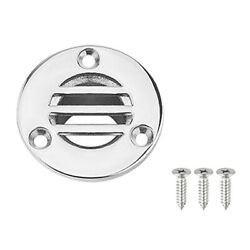 Floor Drain With Screws 316 Stainless Steel Boat Plumbing Fitting 7/8inches