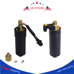 2 Pcs High Low Electric Fuel Pump Assembly 21608511 Fits Penta Volvo 5.7 4.0 5.0
