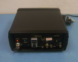 Lightwave Electronics 120-03a Diode Pumped Ring Laser Power Supply W/ Key