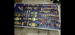 100+ Vintage Wwe Action Figures Mint+ Condition Brand New