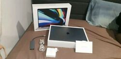 Space Gray 16 Inch Macbook Pro Intel Core I7, With Adapter