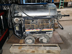 Hotsy Mi-t-m Portable Electric Steam Hot Pressure Washer-needs Work