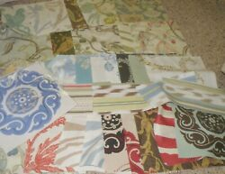6 Fabric Samples Books-beacon Hill-designer Guild-duralee-jab-travers And More-278
