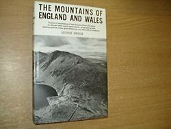 Mountains Of England And Wales Tables Of The 2000... By Bridge George Hardback