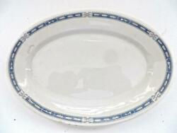 Scarce Florida East Coast Railway Small Platter In The Mystic Pattern 131px