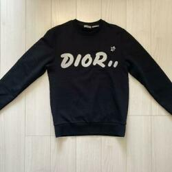 Dior Homme X Kaws Bee Sweatshirt S 19ss Cotton Genuine Japan Limited Color609/kn