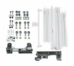 Steinjager Long Arm Suspension Upgrade Kit-cloud White For Jeep Tj J0046053