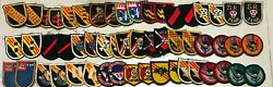 Patch , 40 Patches Free 14 , Beret Flashes , Recon , Arvn , Usn , Ussf